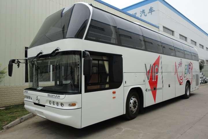尼奥普兰大巴图片_广州大巴出租,广州包车,广州安路达租车公司